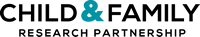 Child and Family Research Partnership logo