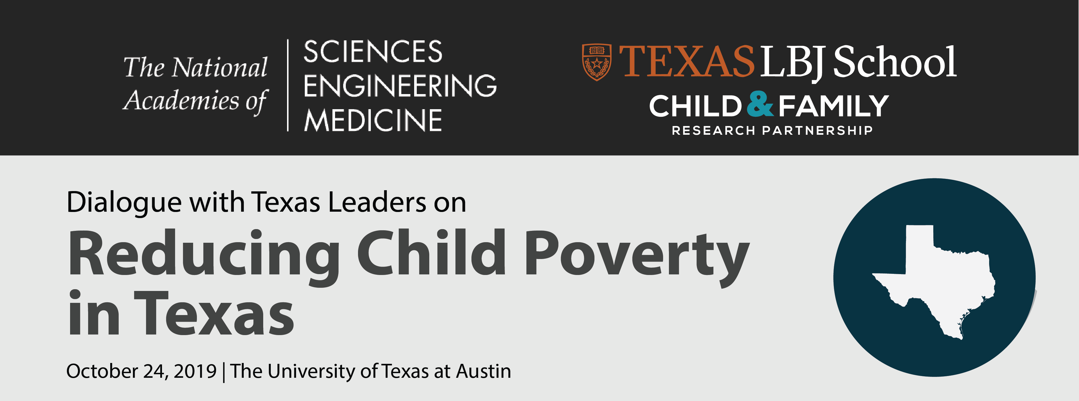 Dialogue with Texas Leaders on Reducing Child Poverty